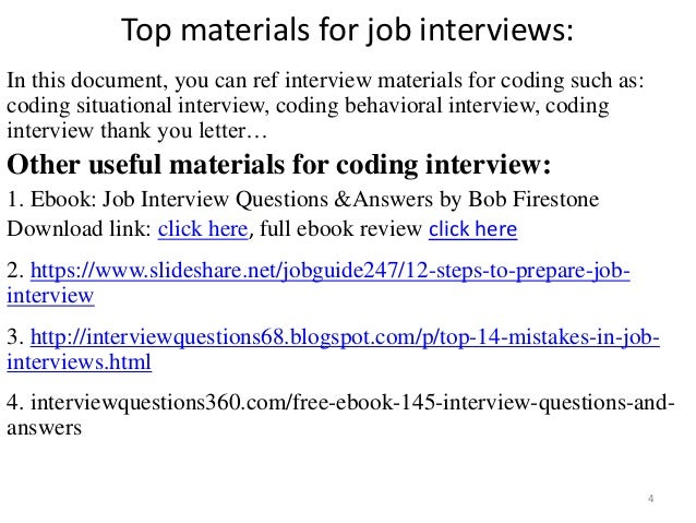 Top 36 coding interview questions with answers pdf
