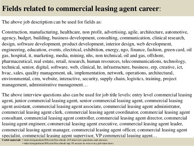 good leasing agent resume examples apartment leasing agent job - Leasing Agent Duties