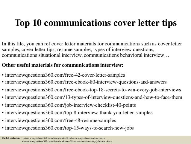 Top-10-Communications-Cover-Letter-Tips-1-638.Jpg?Cb=1430535679