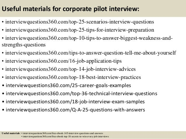 Interview Questions Interview Questionsgetting Prepared