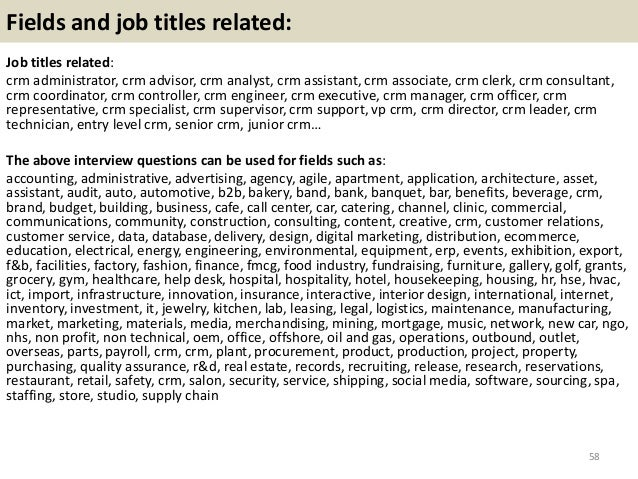 csr interview questions and answers pdf