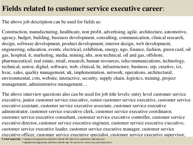 Top Customer Service Resume Templates   Samples toubiafrance com