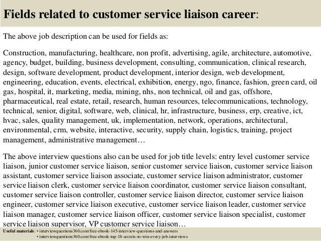 Liaison Definition Example Essay - image 10