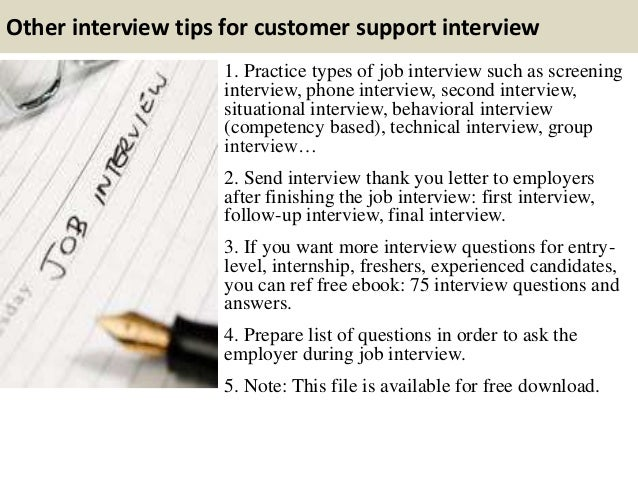 technical support interview questions and answers for freshers pdf
