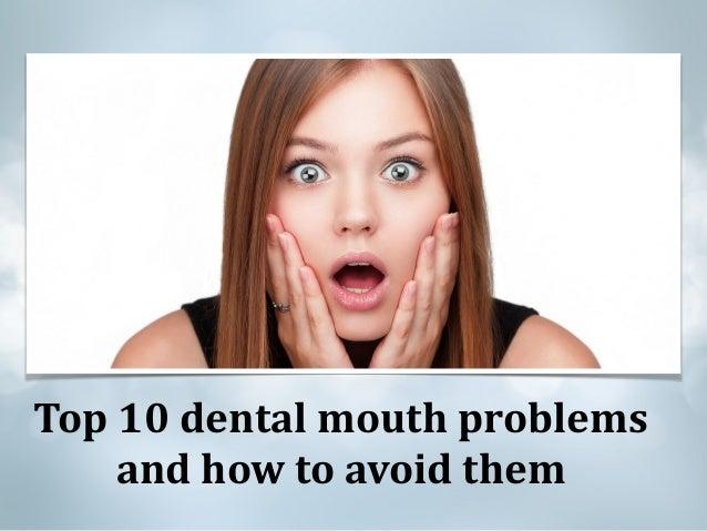 Mouth Problem 90