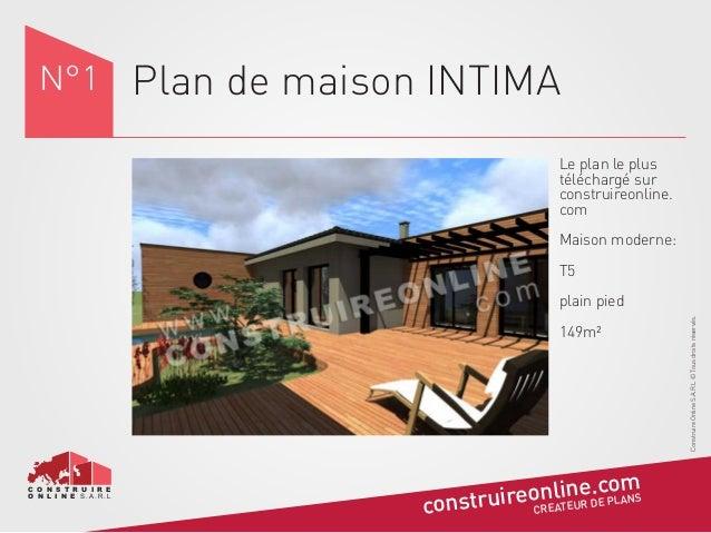 Top  Des Plans De Maison Les Plus Achetes
