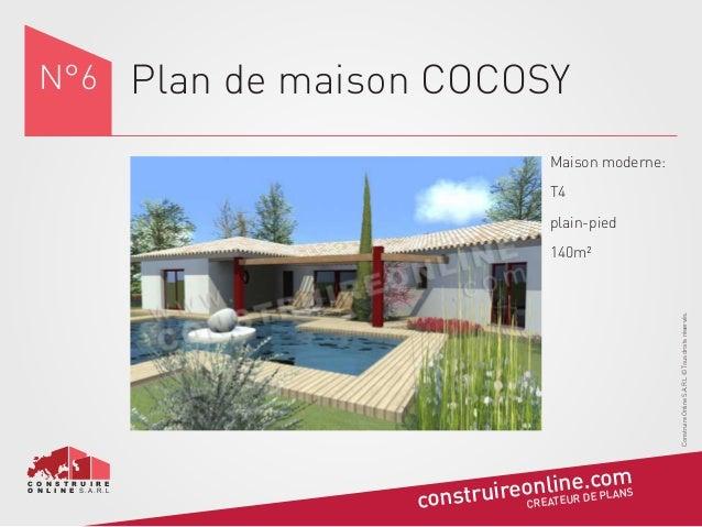 Plan maison t4 perfect plan d appartement meilleur de for Plan villa style americain gratuit