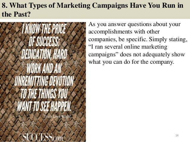 digital marketing interview questions and answers pdf