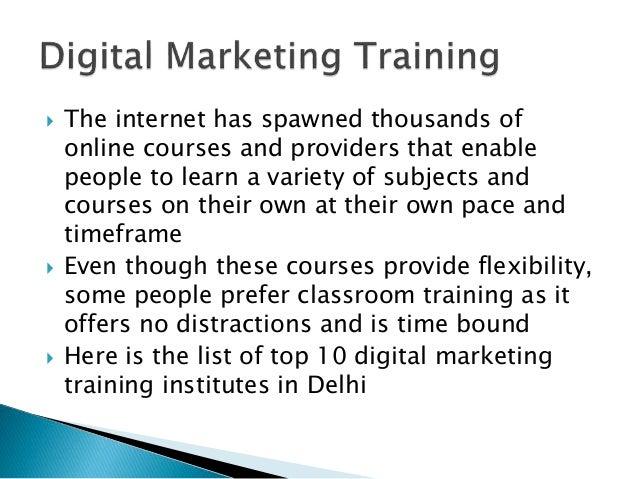 Online Digital Marketing Courses Iim
