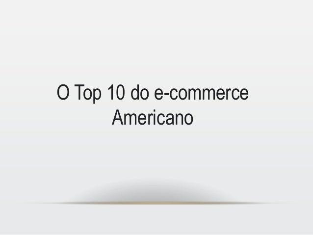 E-commerce: os 10 sites com maior crescimento nos Estados ...