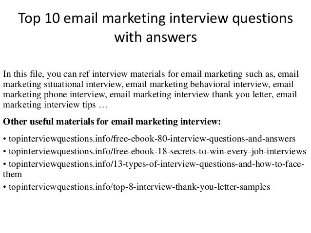 top-10-email-marketing-interview -questions-with-answers-1-638.jpg?cb=1418604653
