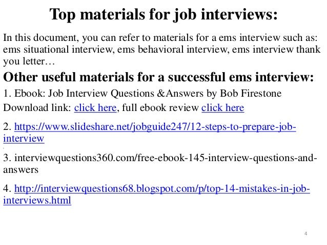 Tibco Ems Interview Questions And Answers Download