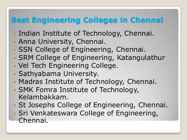 colleges with good engineering programs