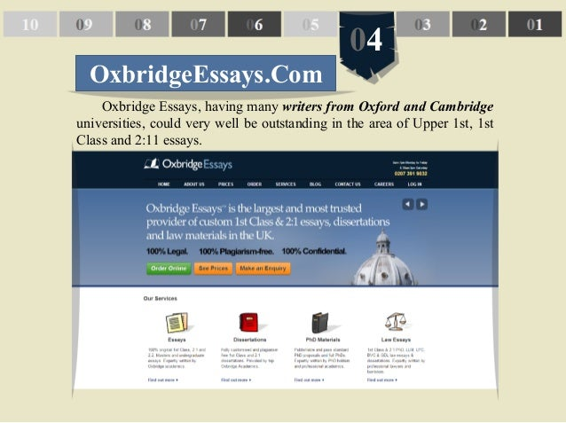 top essay writing service providers in uk 9 oxbridgeessays com 04 oxbridge essays