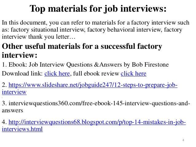 employee interview checklist free download.html