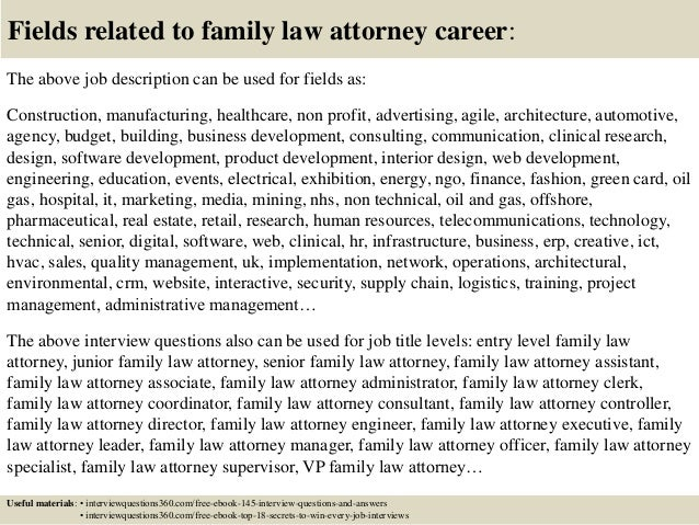 law interview questions and answers pdf