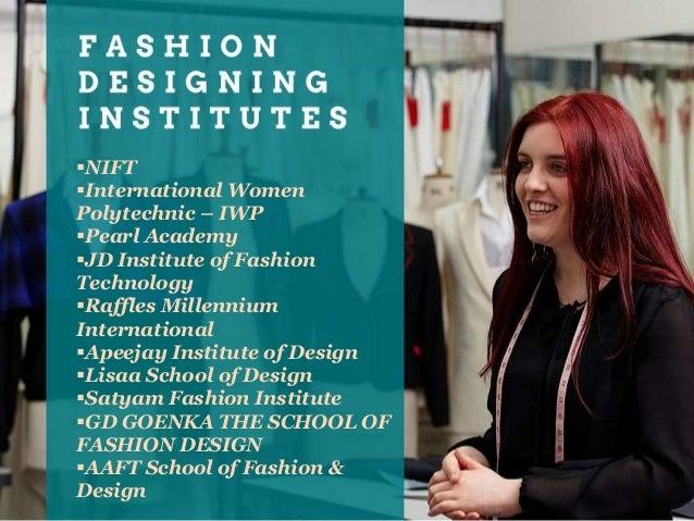 Top 10 Fashion Designing Institutes In Delhi