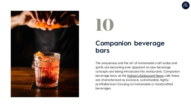 The uniqueness and the art of homemade craft sodas and spirits are becoming ever apparent as new beverage concepts are bei...