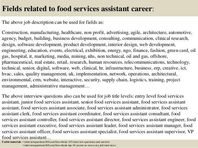 Food Photographer Job Description
