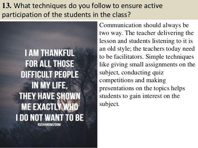 Cover letter high school french teacher