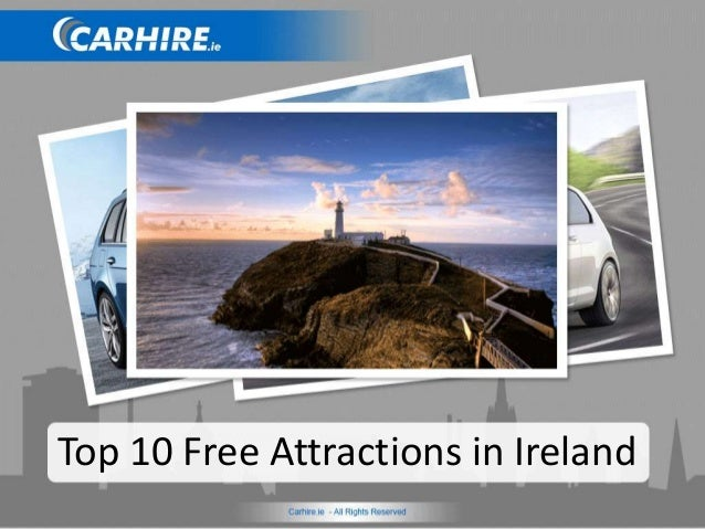 Top 10 Free Attractions in Ireland