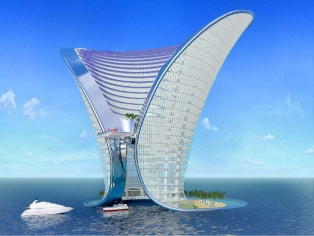 Top 10 Futuristic Concept Hotels