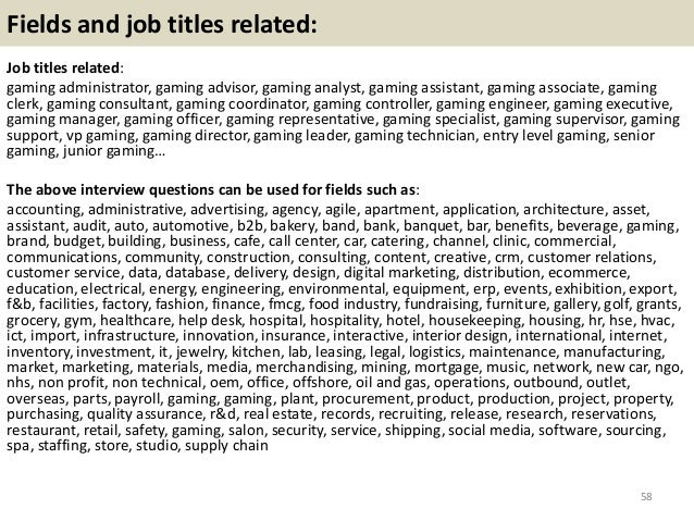 interview questions for budget analyst ideal vistalist co