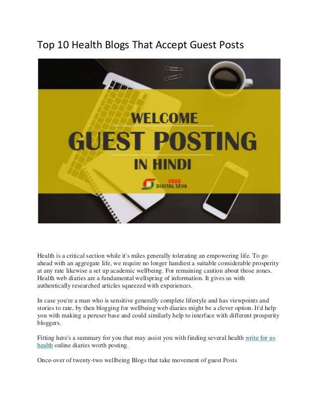 Tech Blogs Write For Us