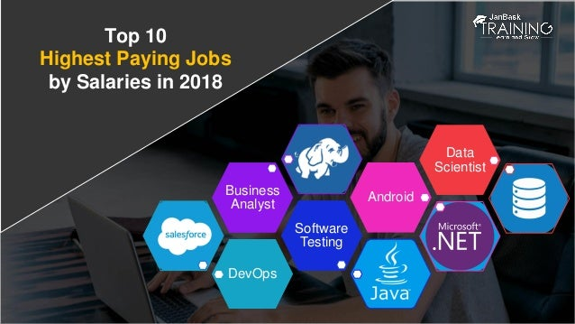 Top 10 Highest Paying Jobs By Salaries In 2018