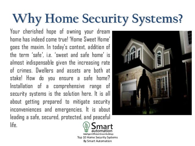Top 10 Home Security Systems 28 Images Top 10 Home