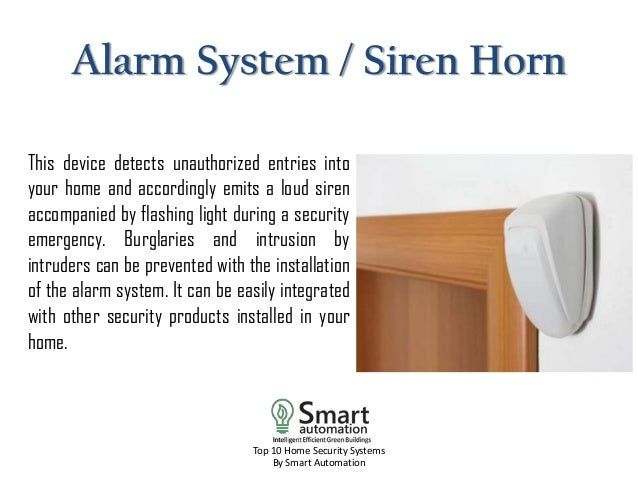 Top 10 Home Security Systems 28 Images Best
