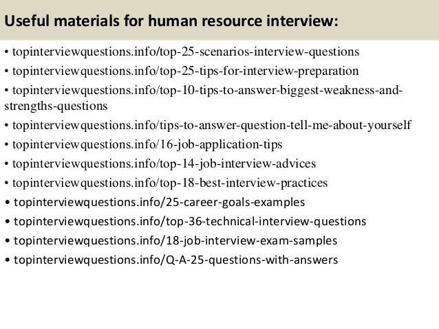 questions and answers on human resource Recruitment interview questions & answers for freshers & experienced candidates in hr department questions on recruitment process, its purpose & importance, sources.