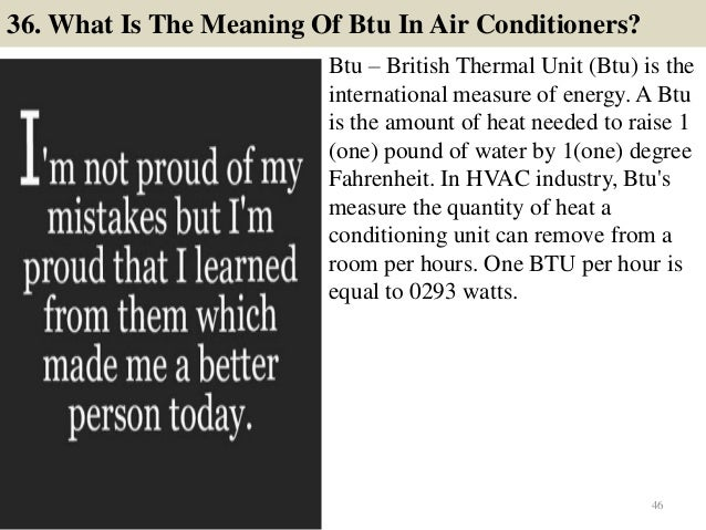 hvac questions and answers for interview pdf