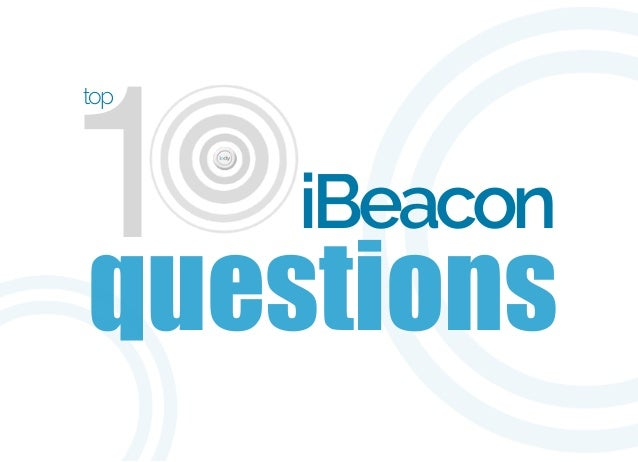 1questions iBeacon top