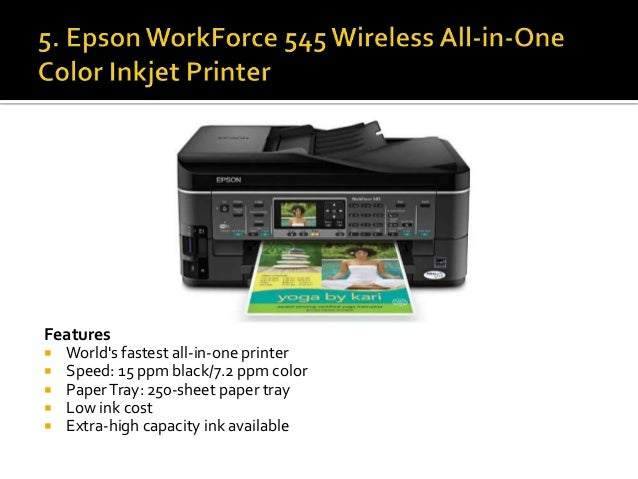 All In One Printer Reviews Auto Document Feeder Home Use