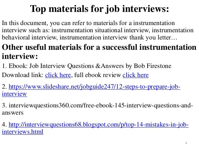 80 instrumentation interview questions with answers top materials fandeluxe Gallery
