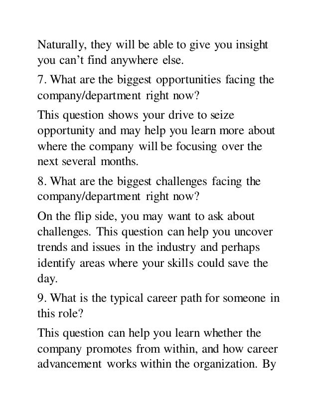 millipic discuss creative interview questions to ask applicants