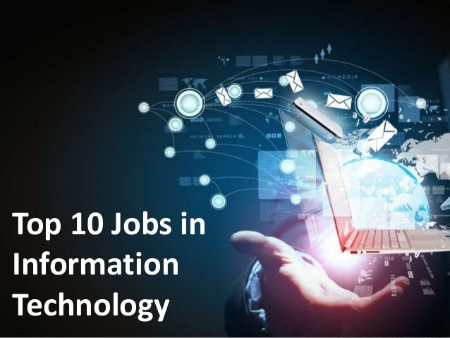 Image result for top jobs technology