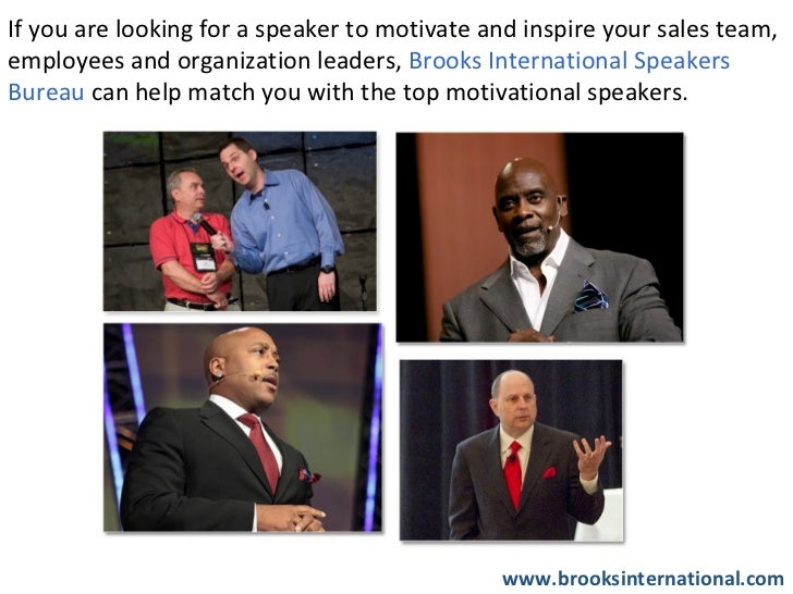 Top 10 Keynote Speakers to Motivate Your Sales Team