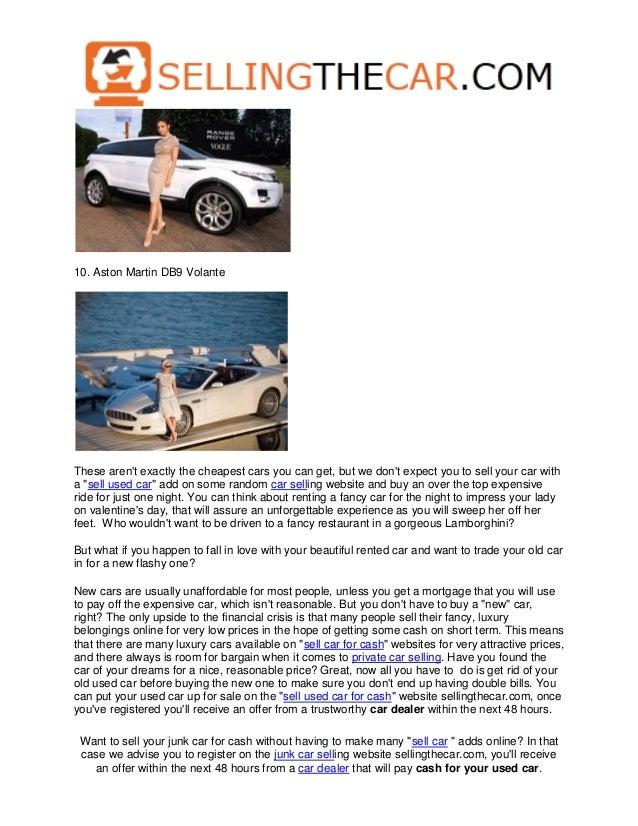 Top 10 lady killer cars