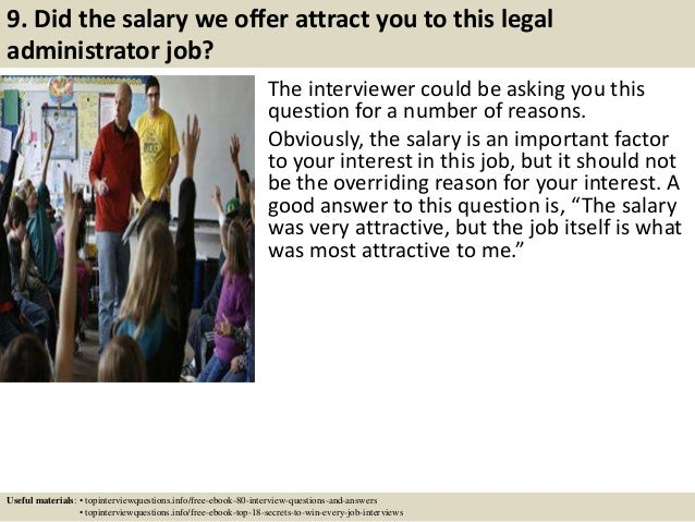 how to become a legal administrator