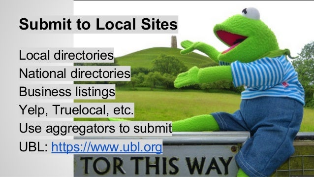 Google My Business  Claim/Create your listing  Previously called Places.  Referred to as Maps  Accuracy is important  Post...