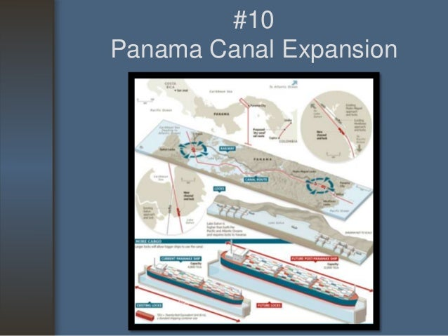 impact of the panama canal achieving Panama canal anniversary 2014: the world-changing economic impact of the canal panama's canal will receive the biggest facelift in its 92-year history if.