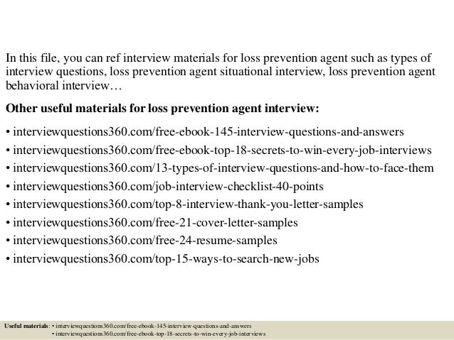 loss prevention interview questions akba greenw co