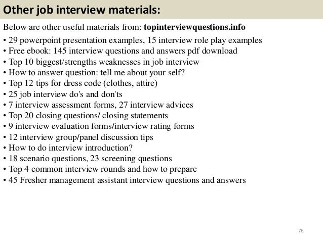 top hr questions and answers for interviews pdf