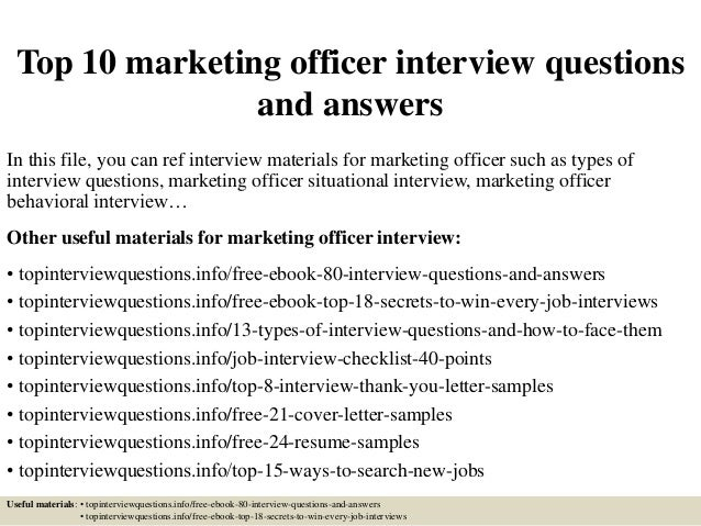 TopMarketingOfficer InterviewQuestionsAndAnswersJpgCb
