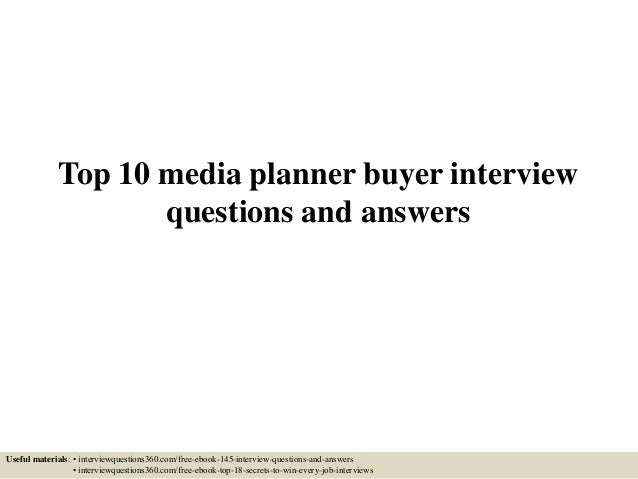 TopMediaPlanner BuyerInterviewQuestionsAndAnswersJpgCb