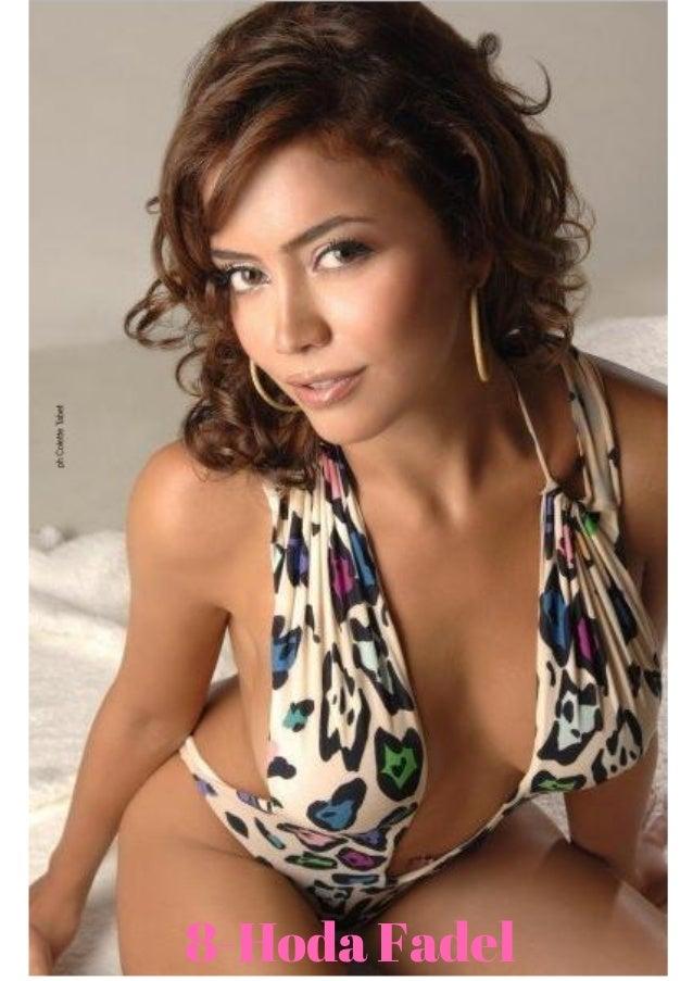 Top 10 most beautiful arab women