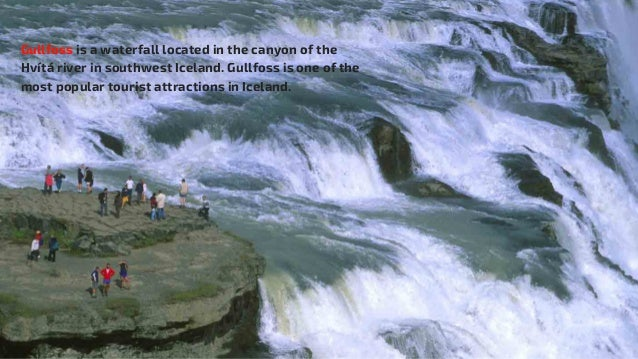 7 Gullfoss Is A Waterfall