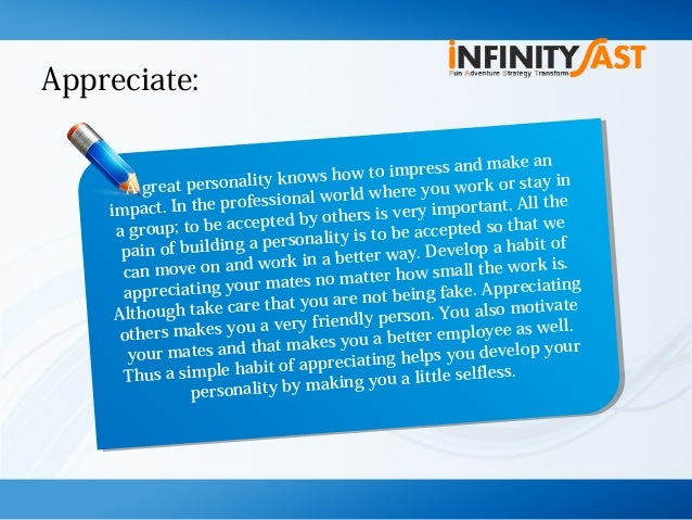 how is important personality for the 6 days ago  it's important to show your personality in an interview here are tips for letting  your personality shine in a job interview.